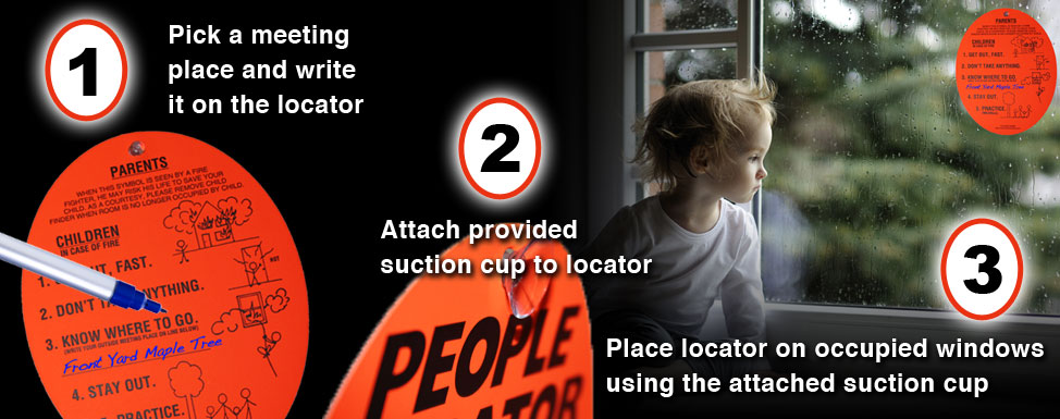 How to use the People Locators